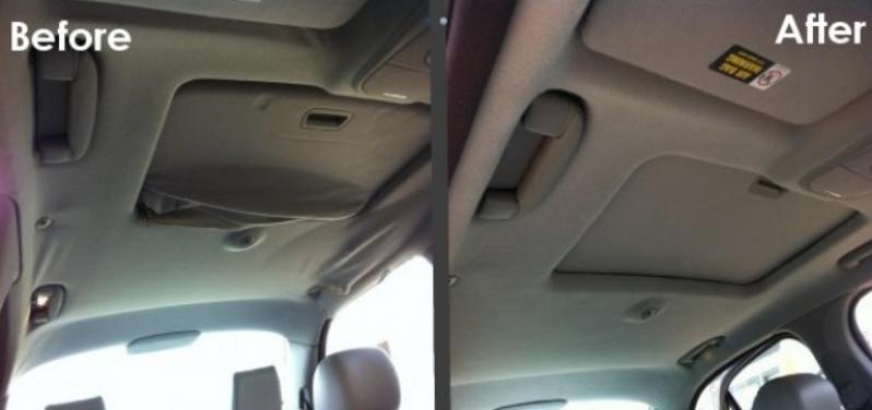 Car Roof Lining Repairs Amp Upholstery Sunshine Coast